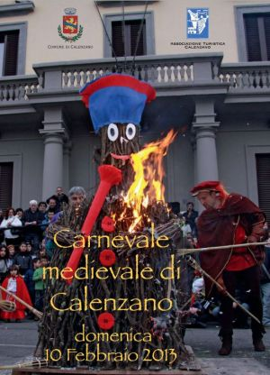 Il Carnevale Medievale 2013 al Castello di Calenzano Alto