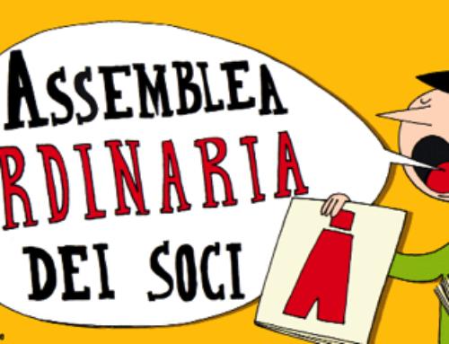 Avviso di convocazione assemblea dei soci – 8 Ottobre 2019