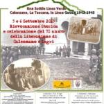 Una sottile Linea Verde – Calenzano, la Toscana, la Linea Gotica 1943-1945
