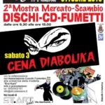 Seconda Mostra Mercato-Scambio del Fumetto Ottobre 2015