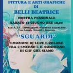 Mostra di pittura e arti grafiche - Belli Beatrice