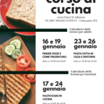Corso Base di Cucina - seconda edizione 2017