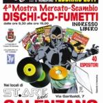 4^ Mostra Mercato-Scambio Dischi-CD-Fumetti