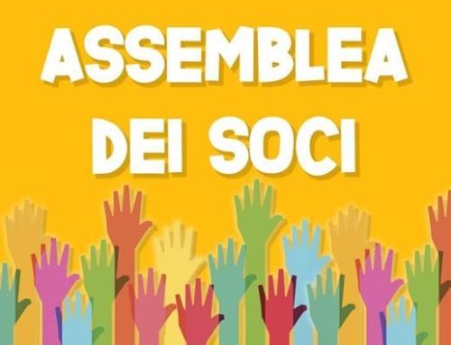 Convocazione assemblea dei soci e Rinnovo Tessere Socio – 16 Febbraio 2020