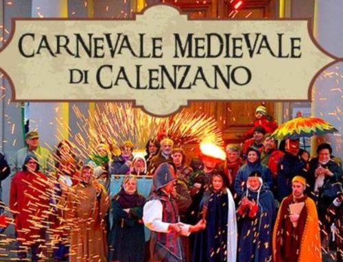 Calenzano: viaggio nel tempo con il Carnevale medievale